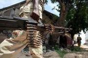 حمله تروریستی الشباب به 2 پایگاه نظامی ارتش سومالی