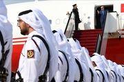 رئیس جمهور ترکیه وارد قطر شد