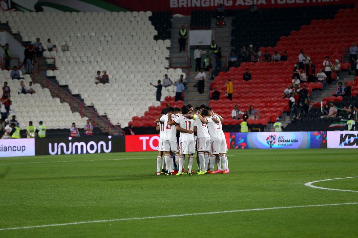 پخش زنده بازی تیم ملی فوتبال ایران و هنگ کنگ از شبکه سه سیما