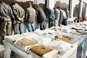 کشف بالغ بر یک تن مواد مخدر در هرمزگان/ دستگیری 28 قاچاقچی