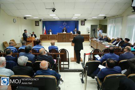 دوازدهمین جلسه دادگاه رسیدگی به مفسدان اقتصادی در بانک سرمایه