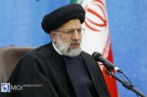 حضور رئیس قوه قضاییه در مراسم یادبود سردار حجازی