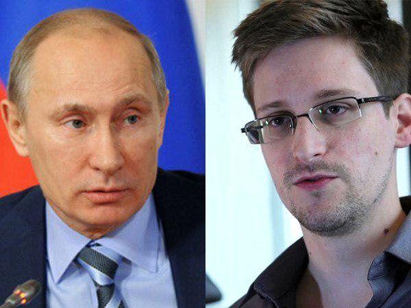 پوتین: اسنودن خائن به آمریکا نیست