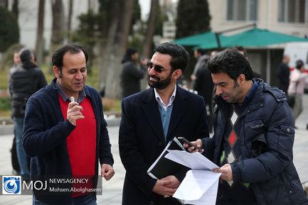 حاشیه جلسه هیات دولت - ۲ بهمن ۱۳۹۸