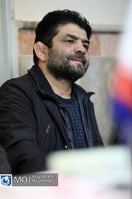 معارفه سرپرست هیات کشتی استان اردبیل