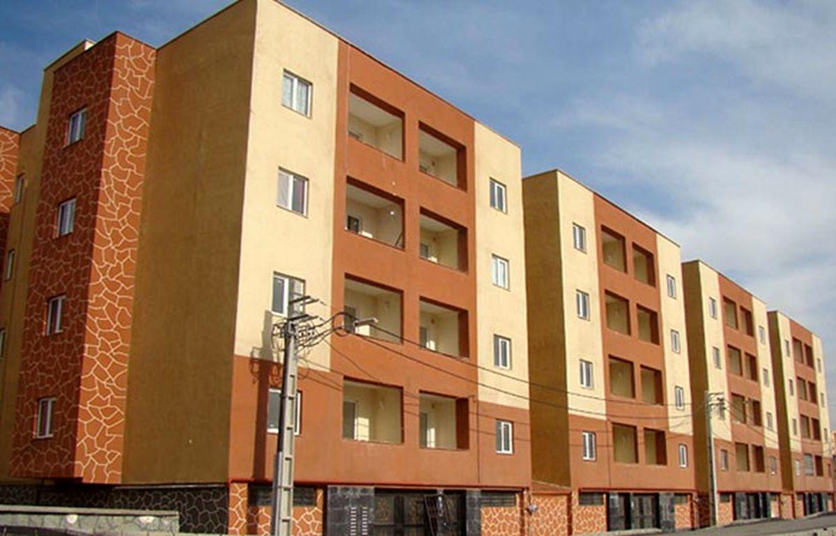 احداث ۷۹۵ واحد مسکونی طرح اقدام ملی مسکن در اصفهان