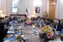 برگزاری جلسه شورای هماهنگی مدیران عامل بانک های دولتی در بانک ملی ایران