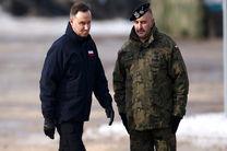 فرمانده ارتش لهستان به ویروس کرونا مبتلا شد
