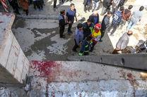 انفجار مرگبار مواد منفجره دستساز در ارومیه