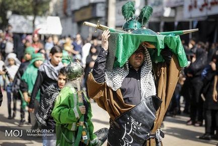 مراسم+عزاداری+عاشورای+حسینی+در+محله+هنگام