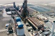گرمای تولید در گروه فولاد مبارکه هم زمان با شروع فصل سرما