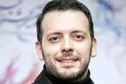پدرام شریفی بازیگر فیلم شیرجه بزرگ شد