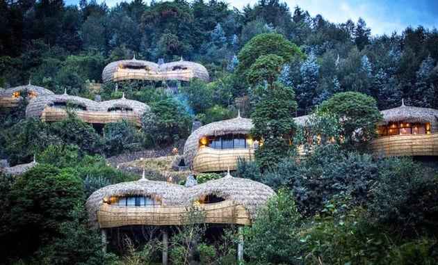 ساخت خانههای سازگار با محیط زیست در رواندا