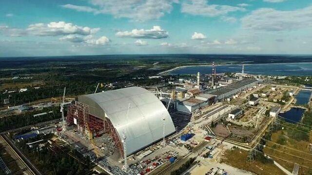 جزئیات آتش سوزی در نزدیکی نیروگاه هسته ای چرنوبیل