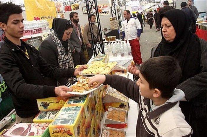 100 غرفه نمایشگاه بینالمللی کرمانشاه میزبان نمایشگاه ضیافت
