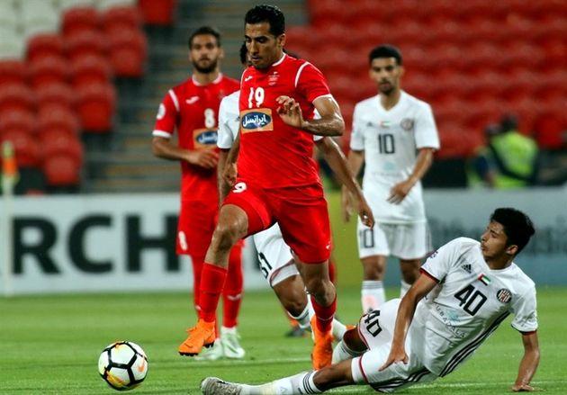 نتیجه بازی برگشت پرسپولیس و الجزیره/ صعود دراماتیک پرسپولیس با گل سید جلال