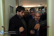 افتتاح دفتر مجمع خیرین ازدواج استان اردبیل