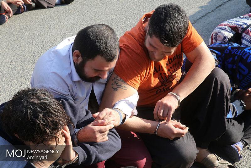 متلاشی شدن باند 5 نفره سارقان منازل در بندرعباس