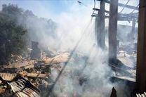 حمله ارتش مصر به مواضع تروریستها در لیبی