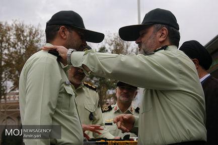 صبح گاه مشترک فرماندهی نیروی انتظامی