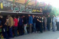23 موکب شناسنامهدار در کرمانشاه به زائرین اربعین حسینی خدمت میکنند