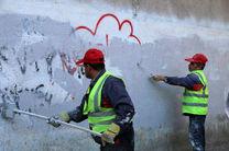 پاکسازی محله به محله شهر دوگنبدان به مناسبت ایام نوروز