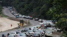 وضعیت جوی و ترافیکی جاده های کشور در 2 شهریور اعلام شد