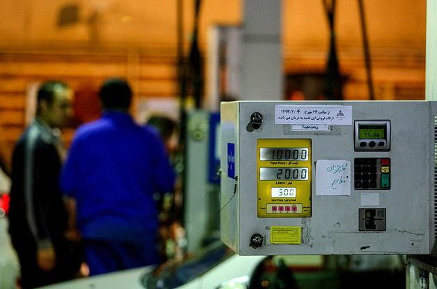 مصرف بنزین کشور از مرز ٩۶ میلیون لیتر گذشت