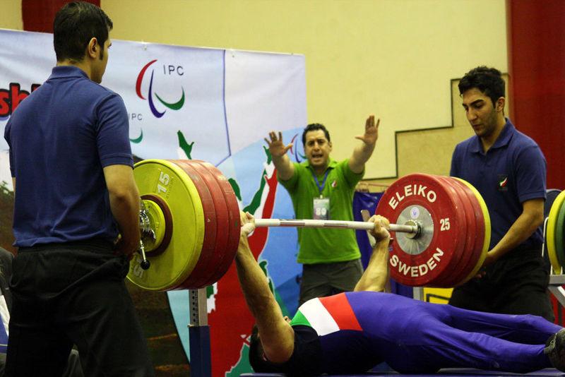 اردوی تیم ملی وزنه برداری جانبازان و معلولین از 18 فروردین برگزار می شود