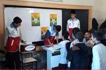انتخابات کانونهای دانشآموزی هلال احمر خراسان رضوی برگزار میشود