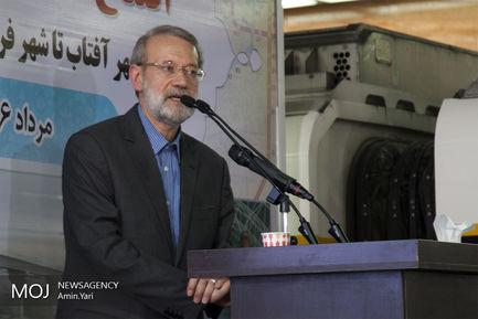 افتتاح خط 8 مترو تهران
