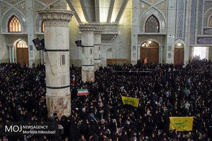 مراسم بیست و نهمین سالگرد ارتحال امام خمینی (ره)، رهبر فقید و بنیانگذار جمهور اسلامی ایران