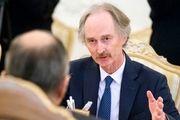 دیدار نماینده سازمان ملل با رئیس اتحادیه عرب راجع به سوریه