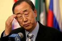«بان کی مون» هدف قرار دادن مدرسهای در صعده یمن را محکوم کرد