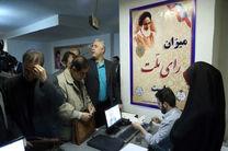 ثبت نام 158 داوطلب انتخابات شوراها در شهرستان مشهد