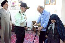 زندگی ساده بازنشستگان ناجا، نشانگر خدمت صادقانه آنهاست