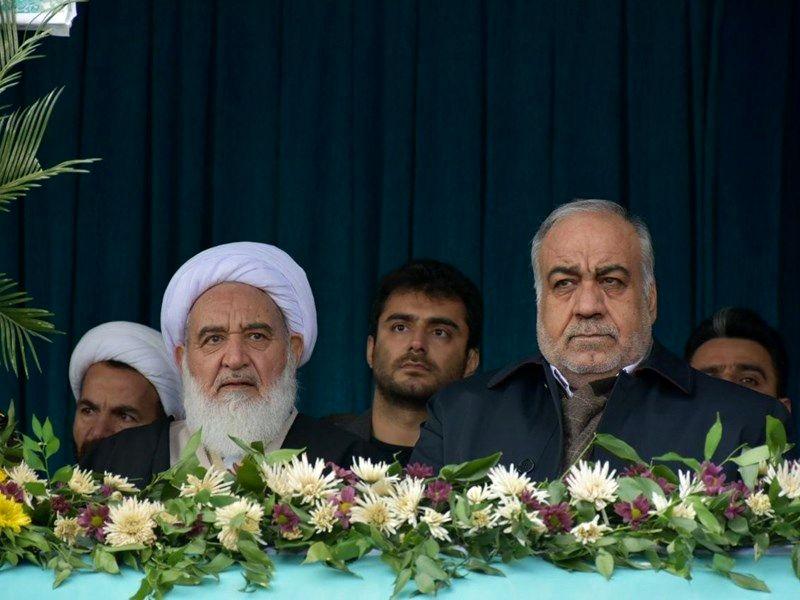 تشکر استاندار کرمانشاه از حضور مردم در راهپیمایی ٢٢ بهمن