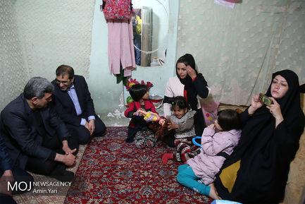 بازدید شهردار تهران از منطقه خلازیر