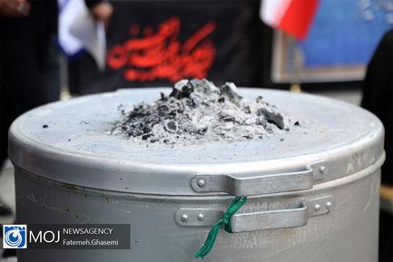 افتتاح بزرگترین موکب حسینی(ع) توسط کمیته امداد امام (ره)