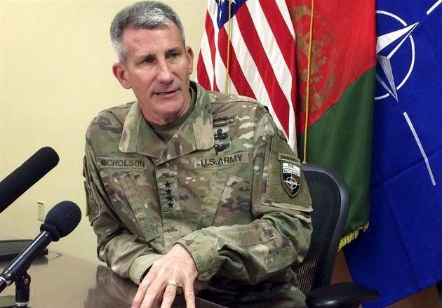 داعش دشمن مشترک نیروهای امنیتی افغان و طالبان است