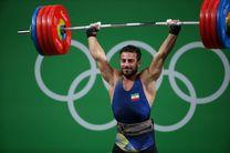 6 وزنه بردار ایرانی زیر ذره بین ماموران آنتی دوپینگ