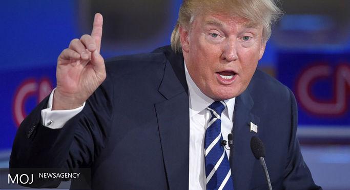 خط و نشان دونالد ترامپ علیه فرانسه