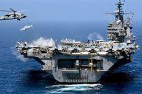 آغاز رزمایش نظامی آمریکا در دریای فیلیپین