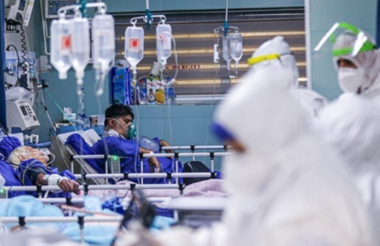 ابتلای 146 مورد بیمارجدید مبتلا به کرونا در اصفهان