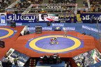 سه نماینده ایران در نیمه نهایی  کشتی آزاد زیر ۲۳ سال