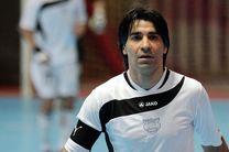 بازگشت شمسایی به تیم ملی فوتسال!