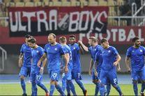 پیروزی دینامو زاگرب در لیگ قهرمانان اروپا بدون کریمی