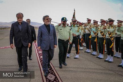 سفر+وزیر+کشور+به+کرمانشاه