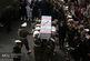 پیکرهای پاک دو شهید گمنام در اندیمشک به خاک سپرده شد