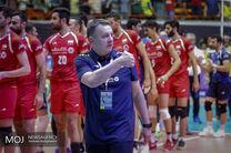 تیم ملی والیبال ایران برابر روسیه شکست خورد